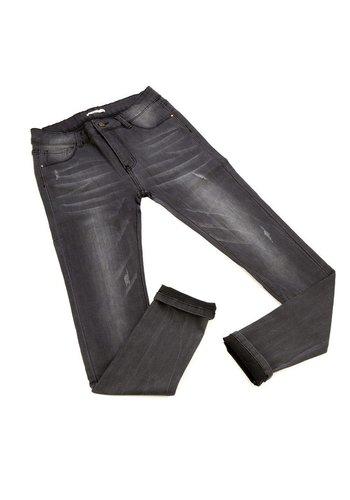 Laulia Plus size dames jeans