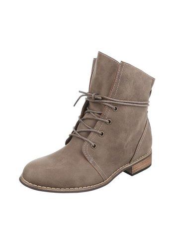 Dames Boots - khaki