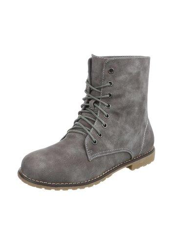 Dames Boots - Grijs