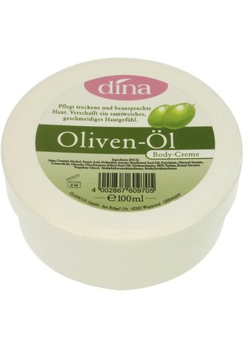 Neckermann Körpercreme oliv 100 ml