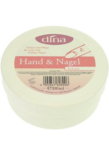 Dína Hand en nagelbalsem - Rozen - 100 ml