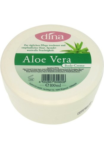 Neckermann Crème pour le corps Aloe Vera 100 ml