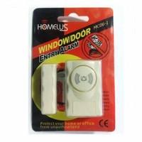 Alarmsysteem voor raam en deur