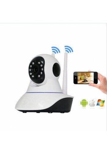 Neckermann HD IP caméra pour Android en iOS