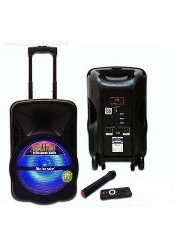 Neckermann Draagbaar speaker systeem 15W