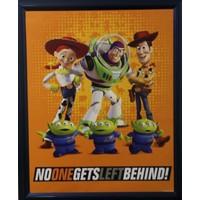 Poster mit Liste 46x55,5 cm