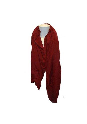 Clockhouse Dames sjaal bordeaux