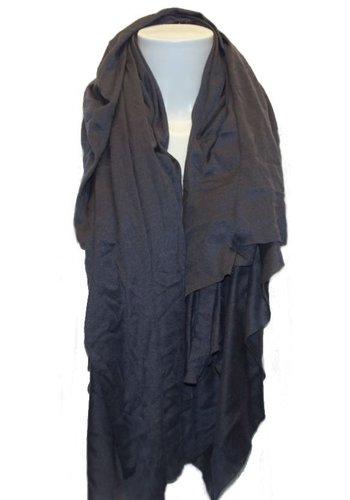 Clockhouse Dames sjaal blauw/grijs