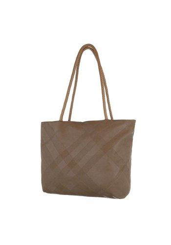 Neckermann Damen Handtasche - braun