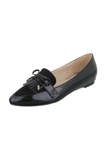Neckermann Dames ballerinas zwart