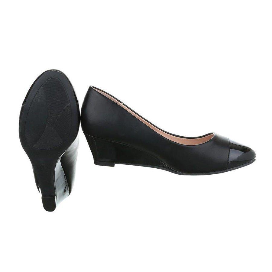 Damen Keilabsatz - black