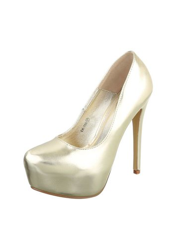 Neckermann Dames pumps - gold