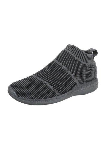 Neckermann Baskets pour Homme - gris