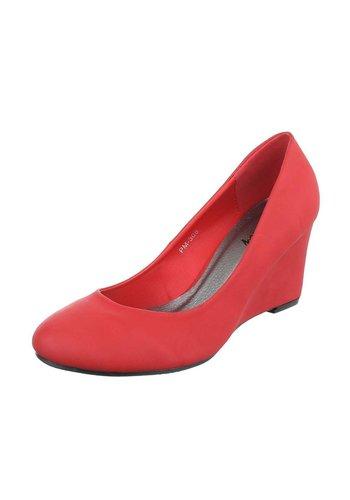 Neckermann Dames Sleehakken - Rood