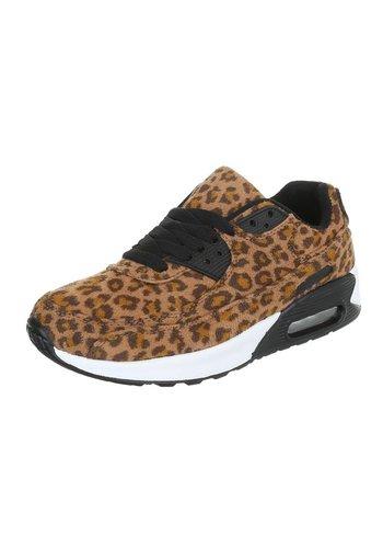 Neckermann Dames sportschoenen -  leopard