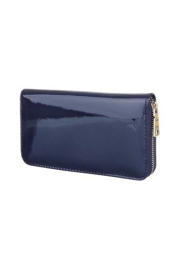 Neckermann Dames portemonnee - donker blauw