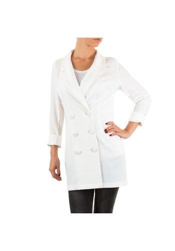 Neckermann Dames blazer - wit