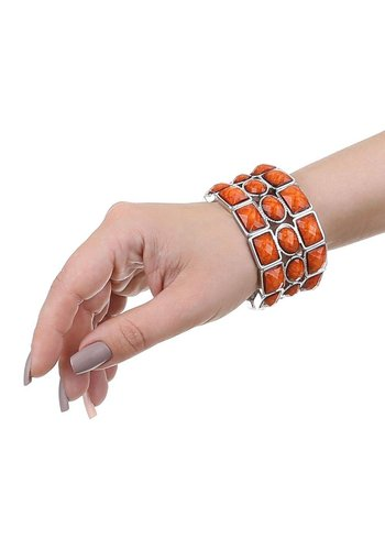 Neckermann Dames Armband - Bruin