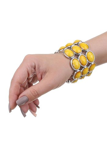 Neckermann Dames Armband - Geel