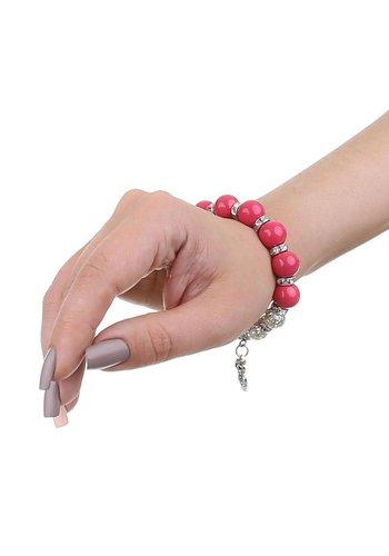 Neckermann Dames Armband - Fuchsia
