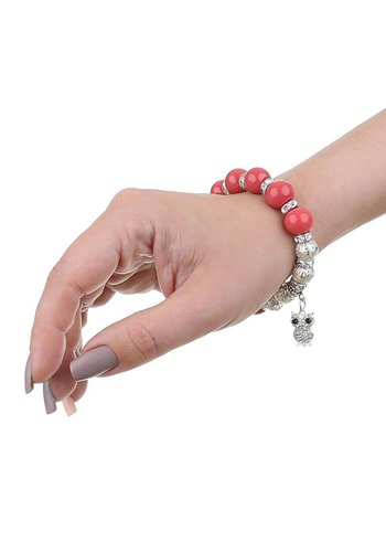 Neckermann Dames Armband - Koraal