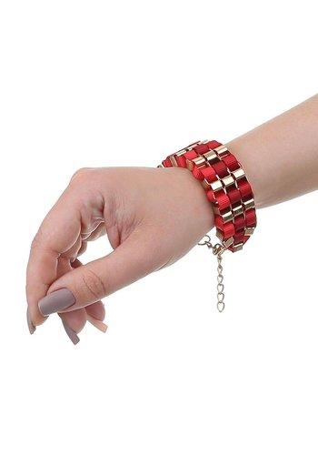 Neckermann Dames Armband - Rood