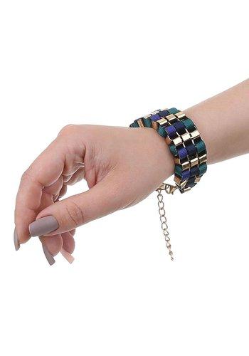 Neckermann Dames Armband Blauw