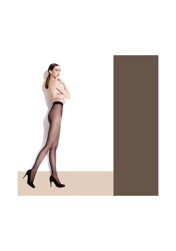 Fiore Dames Panty van Fiore  - mocca