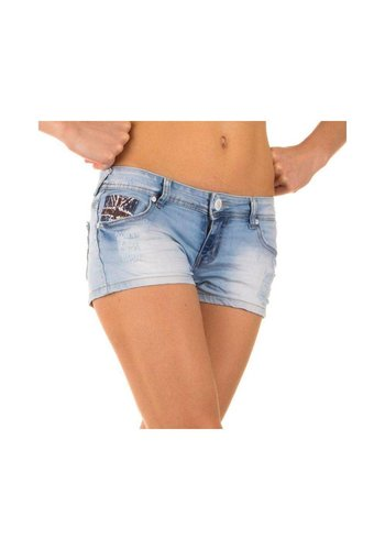 Neckermann Dames Shorts van Simply Chic - Blauw