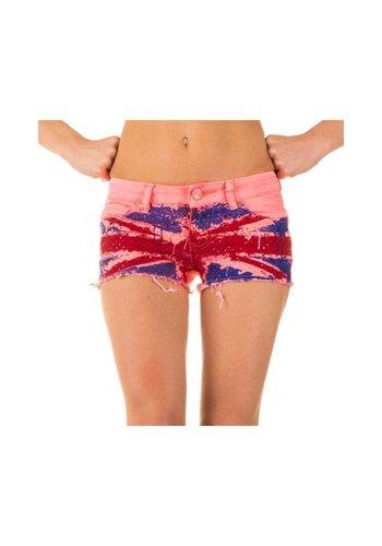 Neckermann Dames Shorts van Simply Chic - Roze