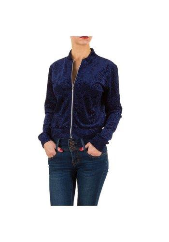 Neckermann Dames jasje - blauw