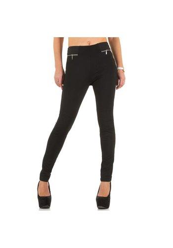 BEST EMILIE Dames jeans van Best Emilie - zwart