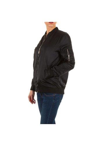 EMMA&ASHLEY DESIGN Dames jasje van Emma&Ashley Design - zwart