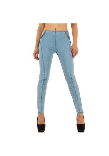Symphonia Dames Jeans van Symphonia  - Licht blauw