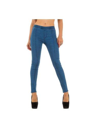 Symphonia Dames Jeans van Symphonia  - Blauw