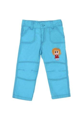 AOU Look Kinder Broek van Aou Look - Donker Blauw