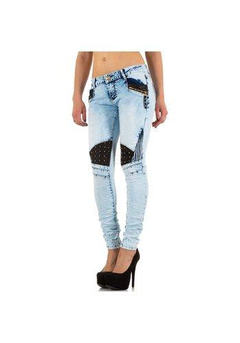 ORIGINAL Dames Jeans van Original - licht blauw