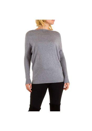 ENZORIA Dames trui van Enzoria one size - grijs