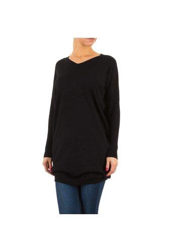 EMMA&ASHLEY DESIGN Dames tuniek van Emma&Ashley Design one size - Zwart
