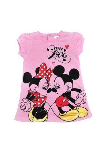 Disney Baby Kinder jurkje van Disney Baby - Roze