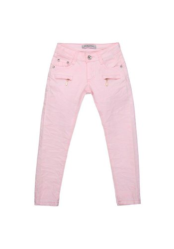 Us.Kids&Style Kinder Jeans van Us.Kids&Style - roze