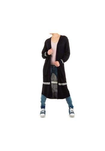 SHK MODE Dames cardigan van Shk Mode one size - blauw