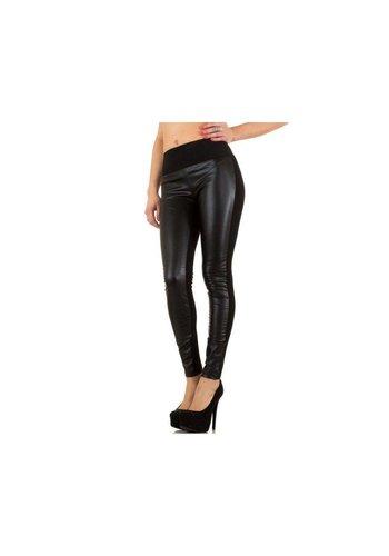 ACCESTAR FASHION Dames broek van Accestar Fashion - zwart