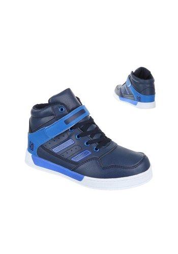 COMET Kinder sportschoenen - Donker Blauw