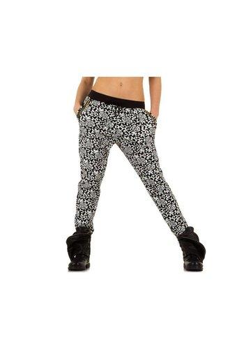 Best Fashion Dames broek van Best Fashion Gr. one size - zwart