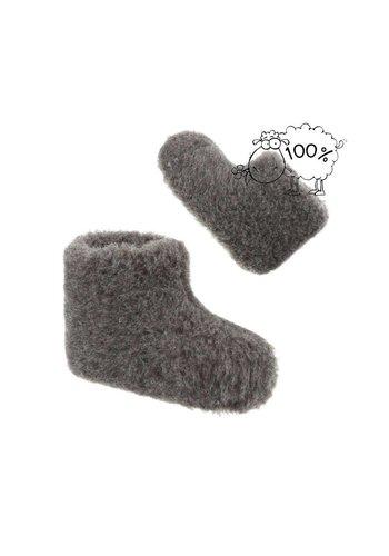 Neckermann Kinder pantoffel - zwart