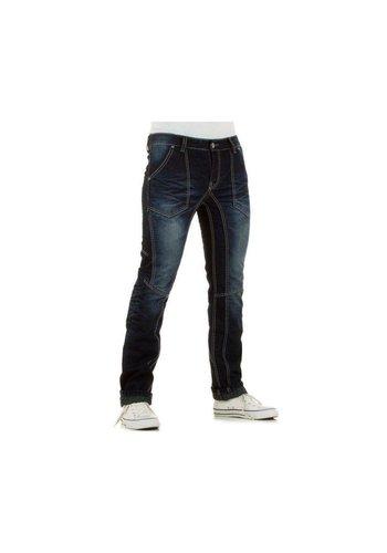 URBAN RAGS Pantalons Urban Rags Homme - bleu foncé