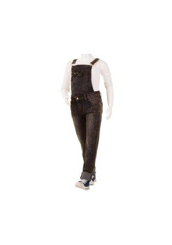 NOVO STYLE Kinder Jeans van Novo Style - Zwart