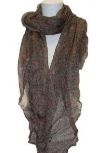 Cool Code Dames sjaal bloemen