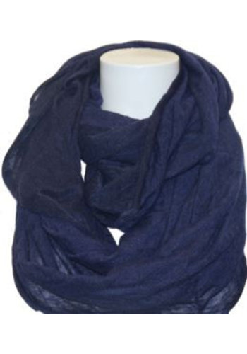 Clockhouse Dames sjaal blauw